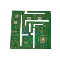 Wholesale 200*150mm Green Multi Layered Pcb In Immersion Gold Finished Surface from china suppliers