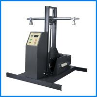 Wholesale Eccentric Wheel Suitcase Tester , Luggage Handle Lifting Fatigue Testing Equipment from china suppliers