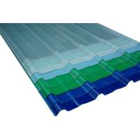 Buy cheap FRP glass fiber resin composed anti-corrosion durable roofing sheet tile from wholesalers