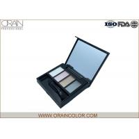 Wholesale Females Cosmetic Eyeshadow Glitter Palette With Brush Customized Color from china suppliers