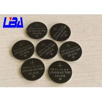 Buy cheap Green Power CR2016 Button Batteries Rechargeable 3V 20MM  * 1.6mm from wholesalers
