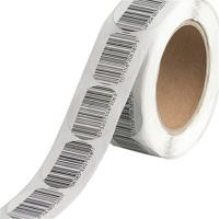Buy cheap Alarming system direct thermal Sew in Tag from wholesalers