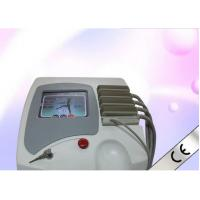 Wholesale 650nm Diode Of Lipo Laser Slimming Machine For Hip / Belly Reshaping from china suppliers