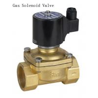 Wholesale Miniatur NPT Thread 1 Inch Solenoid Gas Valve For Petroleum Gas / Natural Gas from china suppliers