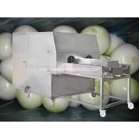 Double-Belt-Onion-Root-Onion-Tail-Cutting-Machine-for-Sale