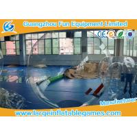 Wholesale 2m 0.7mm TPU Jumbo Inflatable Water Walking Ball Waterproof for water games from china suppliers