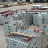 Quality Welded Steel Gratings|Bar Gratings (flat/serrated) (30MM/40MM/60MM) for sale