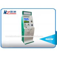 Wholesale Anti Peeping Lottery Ticket Vending Kiosk Machine Self Cash / Card Payment from china suppliers