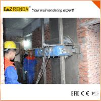 Wholesale Cement Wall Gypsum Plastering Machine / Lime Plaster Machine from china suppliers