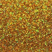 Quality Holographic Diamond Gold Hexagon Shape Glitter Powder (PHS04) for sale