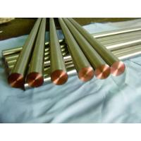 Wholesale Titanium cladding copper bar and rod MADE BY fitow from china suppliers