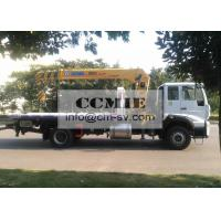 Wholesale XCMG SQ8SK3Q Truck Mounted Telescopic Crane with Platform from china suppliers