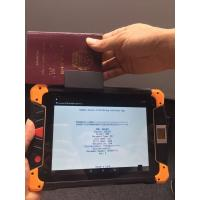 Wholesale Rugged Industrial PDA Android 4G Bluetooth Tablet PC With Biometric Passport Reader from china suppliers