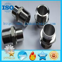 Wholesale Stainless steel threading connectors,Stainless steel couplings,Stainless steel pipe fittings,Threaded end connection from china suppliers