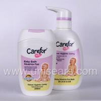 Buy cheap Baby Hair and Body Wash (CFB262 / CFB204 / CFB254) from wholesalers