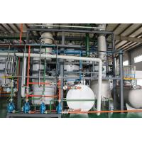 Wholesale Computerized Tyre Oil To Diesel Plant , Waste Plastic Pyrolysis Plant Energy Saving from china suppliers