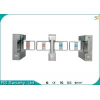 Wholesale Retractable Swing Barrier Gate Supermarket Auto Swing Turnstile Price from china suppliers