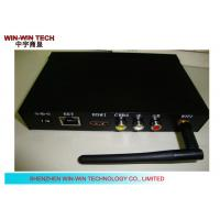 Wholesale Ethernet HD Linux Media Player Digital Signage Techchip 8901 from china suppliers