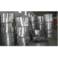 Wholesale Q195 Narrow Hot Dipped Galvanized Steel Strip SPCC DX51D+Z Passivated / Chromated from china suppliers