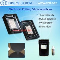 Electronic Potting Silicone Rubber of HY-9055