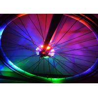 Wholesale Water Resistant Decorative Multi Color Wheel Lights With Safe LR44 Battery from china suppliers