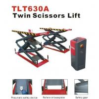 Wholesale 3T TLT630A Double Scissor Car Lift Auto Workshop Equipment from china suppliers