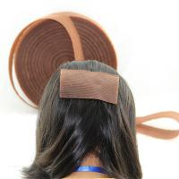 Quality Nylon Decorative Velcro Hair Clips Accessories for sale