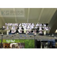 Quality P4 High Definition Indoor LED Displays LED Video Wall 2000nit UL CE Approve for sale
