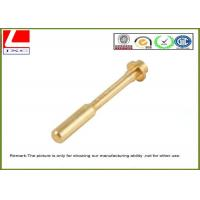 Wholesale Professional Precise High Speed Brass Shaft NC Machining Parts from china suppliers