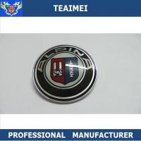 Wholesale ALPIN Best Chrome Car Badge Logos With Glass Cement Surface from china suppliers