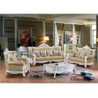 Wholesale B16#;  Royal style genuine leather sofa set, home furniture,office furniture,hotel furniture,Europe sofa; from china suppliers