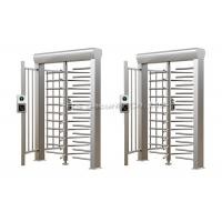 Buy cheap Durable Full Height Turnstiles Access Passge System Security Rotary Turnstile Gate from wholesalers