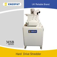 China Powerful mobile type hard drive/ hard disk shredder for sale on sale