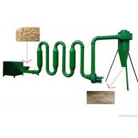 Wholesale High Efficiency CE Approved Air Flow Dryer Sawdust Dryer Equipment from china suppliers