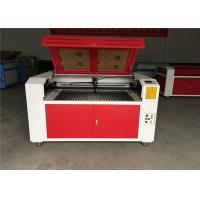 Quality Acrylic Wood Glass CO2 Laser Engraving Machine 80W Easy To Adjust Laser Route for sale