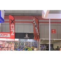 Wholesale Custom Beach Feather Flags Banner Outdoor With Fiberglass Pole from china suppliers