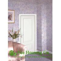 Wholesale 8 feet height Superior durability fiberglass SMC door For Villas/Apartment, White Color from china suppliers