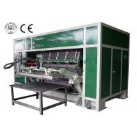 Wholesale Stable Full Automatic Waste Newspaper Egg Tray Machine for Egg Box Forming from china suppliers