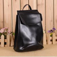 Wholesale Girl Cowhide Fashionable Backpacks , Genuine Leather Single Shoulder Bag from china suppliers