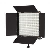 Wholesale Portable Plastic LED Continuous Photo Studio Lamp with LCD V Mount from china suppliers