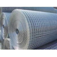 Buy cheap 1.8mm2''*3'' 1.2*25m galvanized Welded wire mesh factory from wholesalers