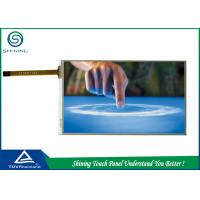 Wholesale LCD Display 4 Wire Touch Panel 5.2 Inch With ITO Film And ITO Glass from china suppliers