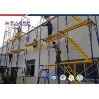 Wholesale 1930 Working Height Light Duty Scaffolding Frame For Inside And Outside Building from china suppliers