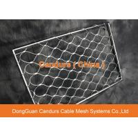 Wholesale Flexible Stainless Steel Wire Rope Mesh For Backpack And Bag Protector from china suppliers