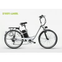 "Wholesale Cruiser style electric city bike 250W electric assist bicycle with 26""X1.95 tire from china suppliers"