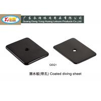 Wholesale Black Casting Scuba Diving Lead Weights / diving lead sheet 2KG 4KG from china suppliers