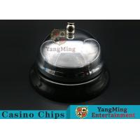 Wholesale Casino Dedicated Stainless Steel Call Bell For Casino Poker Table Games from china suppliers