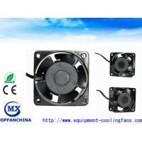 Wholesale 220V AC Exhaust Fans / 60 x 60 x 30mm mini AC Fans , Industrial Cooling Fans from china suppliers