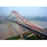 Wholesale Customized Single Lane Double Lane Steel Bridge Structure Cold Rolled from china suppliers
