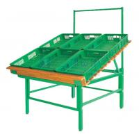 Wholesale Display Rack Units for Supermarket Fruit and Vegetable Disply Stands, OEM Service Offer from china suppliers